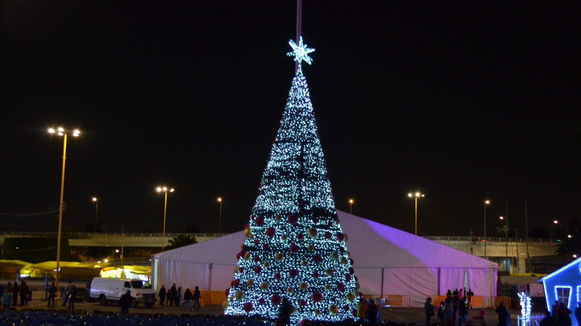 Viva decoracion navide a bienvenidos - Decoracion navidena exterior ...